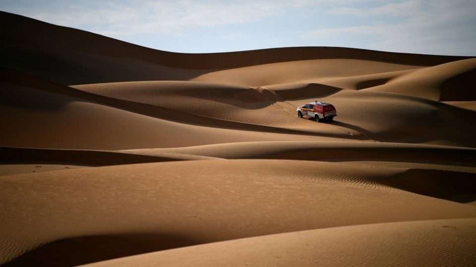 Bikini Rallye Dakar : relate l'Arabie saoudite a mis le turbo pour redorer son image grâce au sport