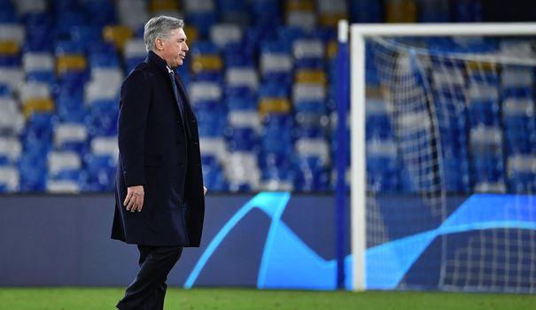 Football Naples: l'entraîneur Carlo Ancelotti démis de ses fonctions