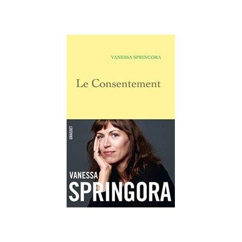 Ecole Vanessa Springora, Le Consentement