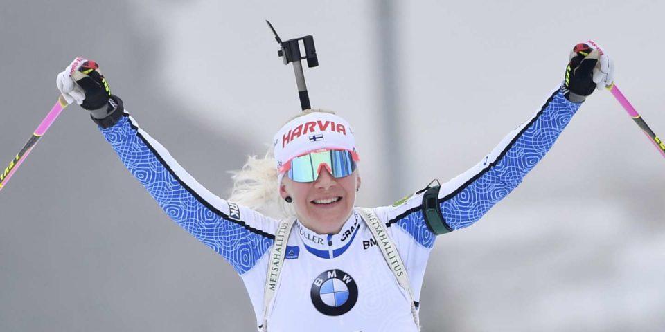Chaussures de sport Expérience finlandaise, memoir kényan et rage slovène : ce que vous avez manqué en sport ce week-quit