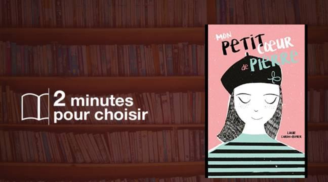 Livres Explain Lucile Caron-Boyer a taillé « Mon petit cœur de pierre » pour survivre à l'childhood