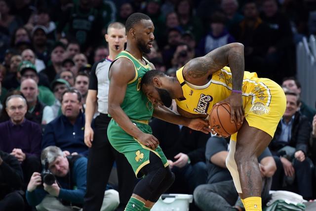 Basket Basket – NBA – NBA : les Celtics écrasent les Lakers