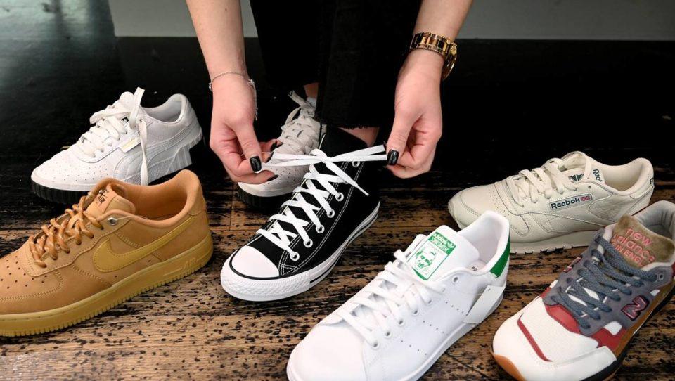 Chaussures de sport « Cette chaussure illustre la globalisation culturelle » : yelp la basket a conquis la planète