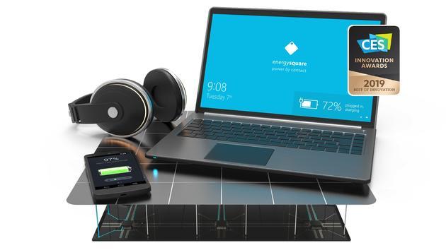 High-tech Lenovo choisit Energysquare, une commence-up française pour le chargement sans fil