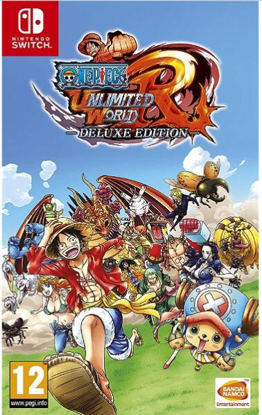 Jeux video One Part: unlimited world red – édition deluxe (SWITCH)