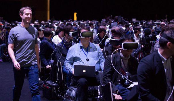 Casque audio 2020, année du décollage pour la réalité virtuelle