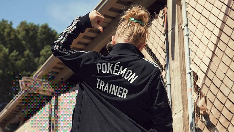 Chaussures de sport Adidas et Pokémon s'associent pour lancer une gamme de vêtements