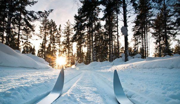 Chaussures de sport Et si j'essayais… le ski de fond
