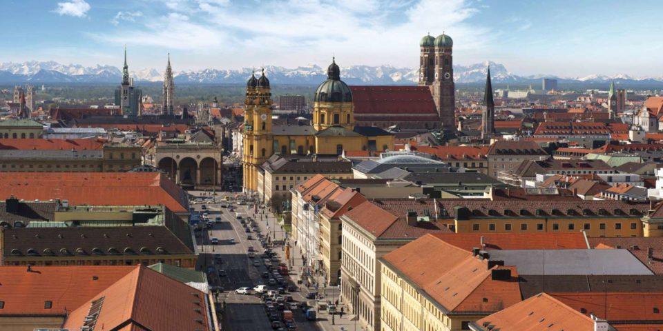 Bijoux Une ville, des envies, cinq possibilités : Munich