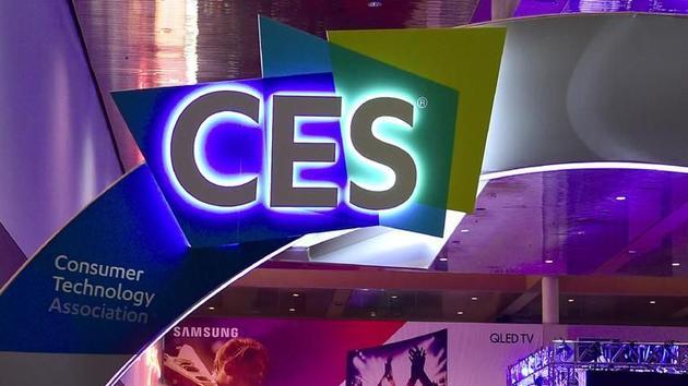 High-tech Scène d'espionnage ordinaire au CES de Las Vegas