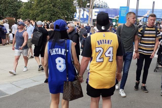 Chaussures de sport Mort de Kobe Bryant – Start d'Australie : Novak Djokovic, Naomi Osaka, Coco Gauff… Le tennis rend hommage à Kobe Bryant
