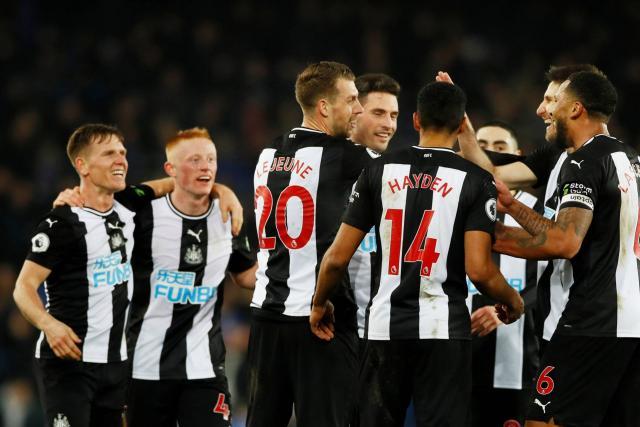 Bricolage Foot – ANG – Newcastle – Florian Lejeune (Newcastle), double buteur contre Everton : « Un truc de fou »