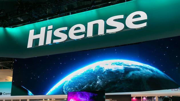 High-tech Hisense construit un portefeuille de marques pour s'étendre