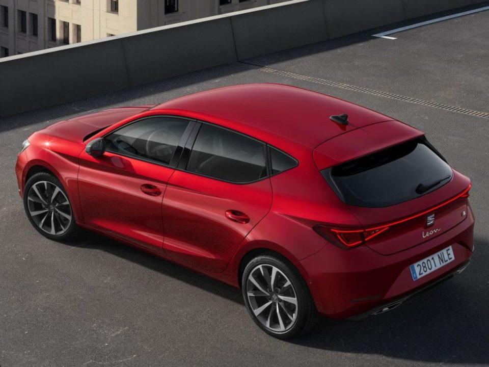 Rasage Seat Leon : la Golf espagnole devient hybride