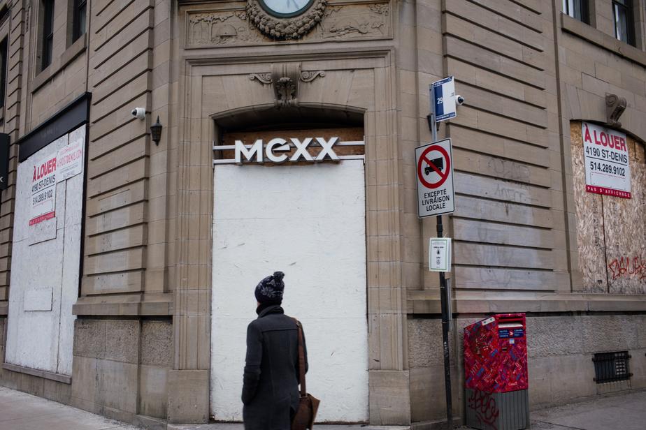 Epicerie L'ancien native du Mexx de la rue Saint-Denis va renaître