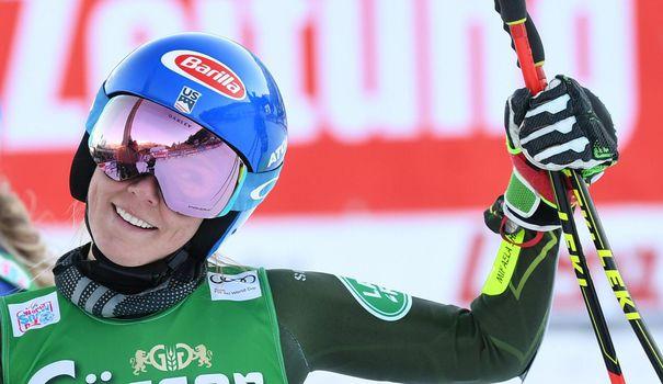 Ski Ski alpin: Mikaela Shiffrin reprend sa marche en avant à Lienz