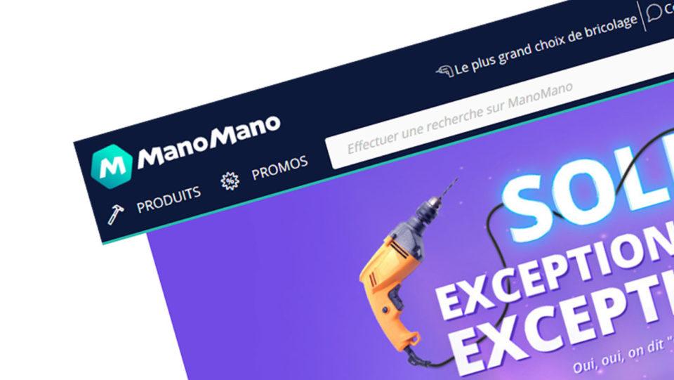 Bricolage 125 hundreds and hundreds d'euros : ManoMano, la market française du bricolage rafle la mise