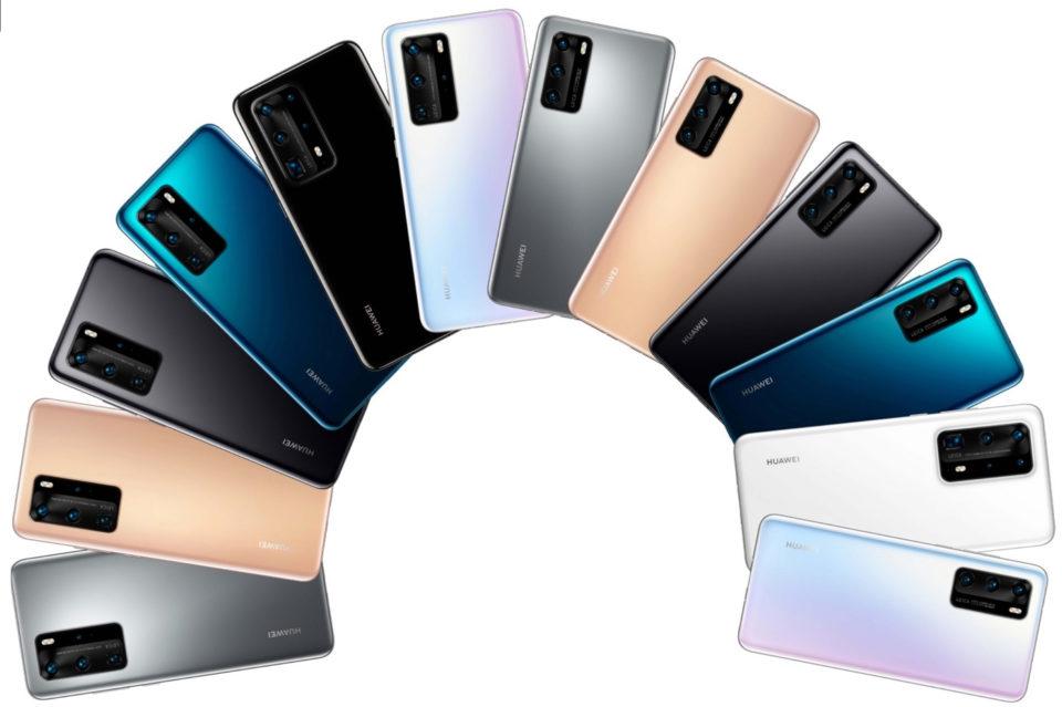 Bijoux Huawei lance les P40, P40 Real et P40 Real+, ses nouveaux bijoux de technologie