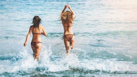 Bikini Voici venu le temps du trikini…
