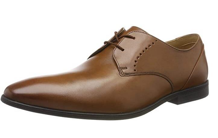 Chaussures Chaussures hommes Clarks Bampton Lace à partir de 31.Forty five€ – Marron