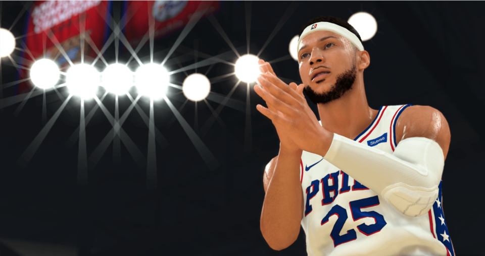 Basket Quand le jeu vidéo vient mettre l'ambiance dans des stades vides