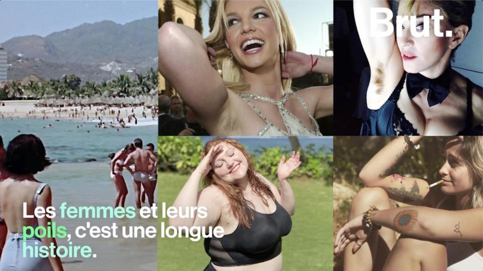 Bikini VIDEO. Stigmatisés, épilés, rasés… On vous raconte l'histoire des poils