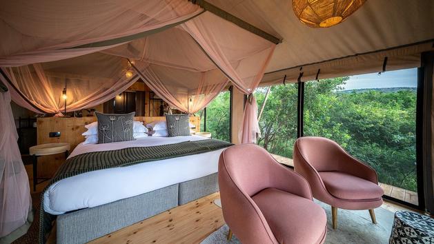 Animaux Le resort Magashi Camp au Rwanda, l'avis d'expert du Figaro