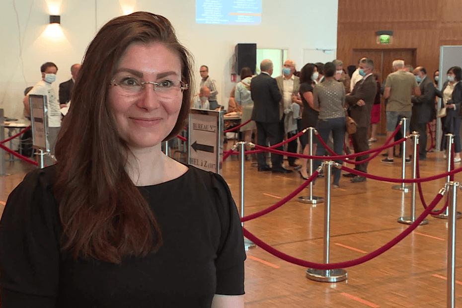 Deguise Municipales 2020 : qui est Sandrine Dauchelle, la nouvelle maire de Noyon ?