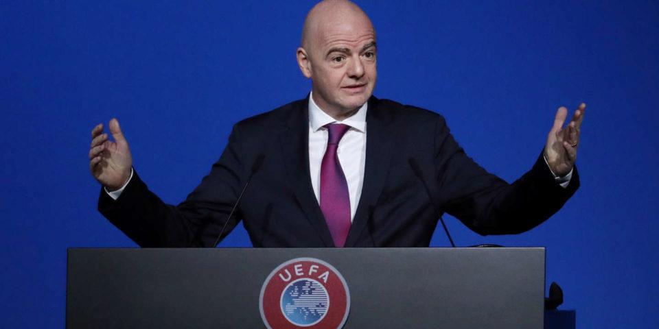 Football FIFA: visé par une procédure pénale, Gianni Infantino entend rester président