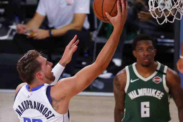 Basket Basket – NBA – NBA : Doncic abat Milwaukee
