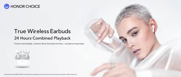 Musique [Bon Plan] Les écouteurs HONOR CHOICE Factual Wireless Earbuds à 25 euros !