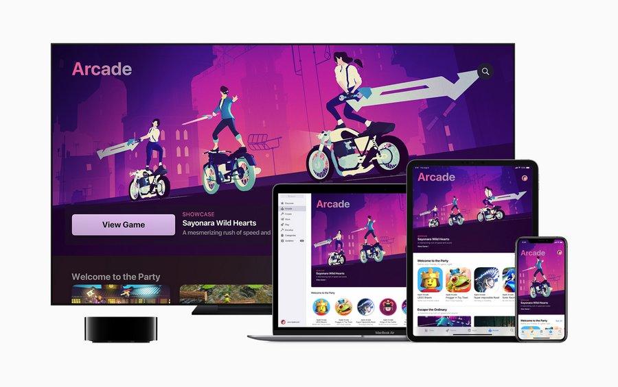 Jeux video Apple One : plusieurs bundles de companies and products seraient prévus pour le mois d'octobre