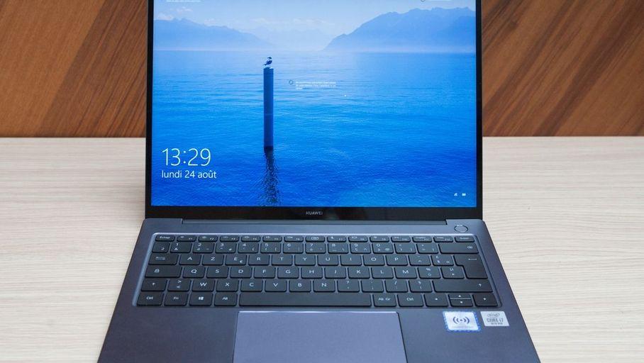 Jeux video Actualité : Labo – Gaming et rendu 3D, le point sur la GeForce MX350 du Huawei MateBook 14