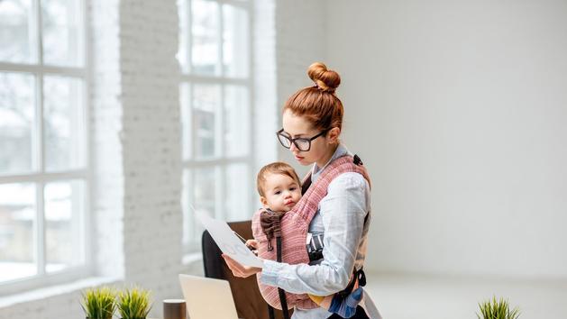 Bebe Réussir son retour de congé maternité