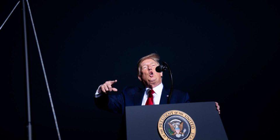 Enfant Président Trump, an IV: débauche d'énergie