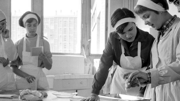 Bricolage Mais pourquoi l'école n'enseigne-t-elle plus la cuisine et le bricolage?