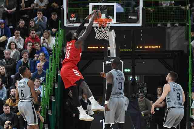 Basket Basket – Transferts – Jeep Élite: Mathias Lessort vers Monaco