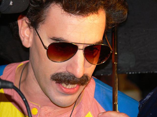 Bikini Ce que l'on sait sur «Borat» 2
