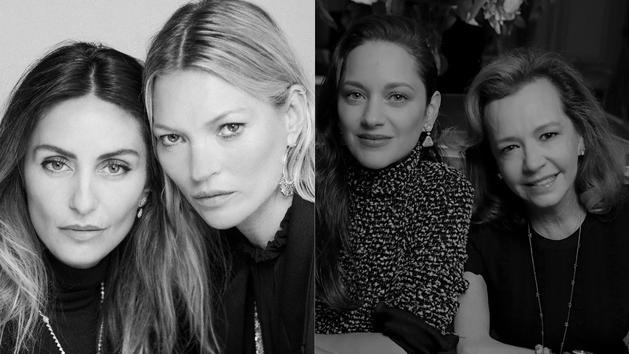 Bijoux Rencontre avec Kate Moss et Marion Cotillard, créatrices de joaillerieKate Moss: «Mes bijoux ont une valeur sentimentale»—————————————Marion Cotillard: «Je suis fière de porter des pièces éthiques»